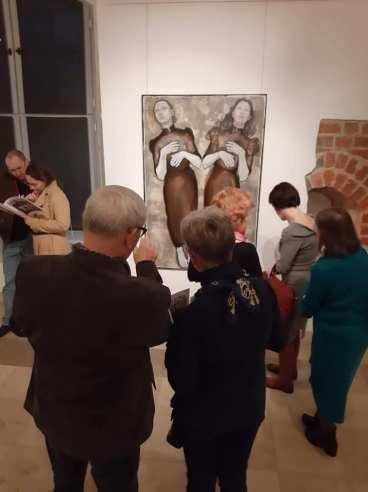 w Galerii Sztuki Zamek w Szczecinku 7